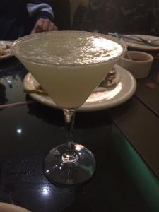 Margarita en el Alamillo