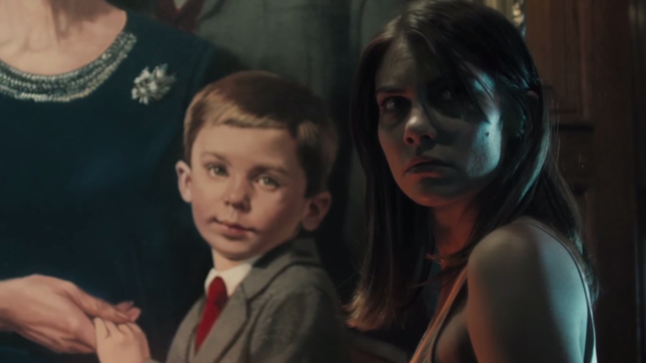 Primera película de The Boy