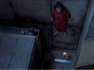 Madison Wolfe, la pequeña Janet en pleno fenómeno paranormal
