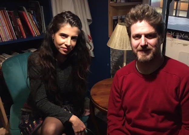 Romina Fernandes y Lisandro Fiks