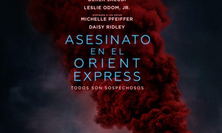 Asesinato en el Orient Express 2017