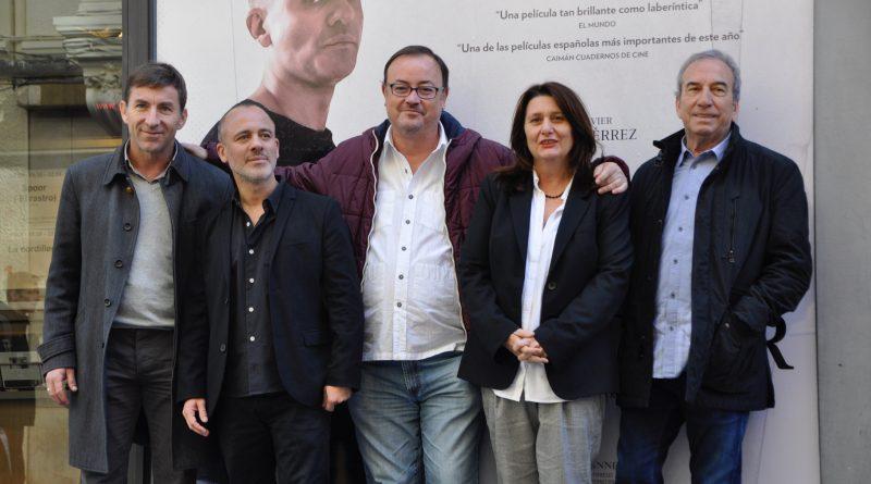 El Autor Manuel Martín Cuenca