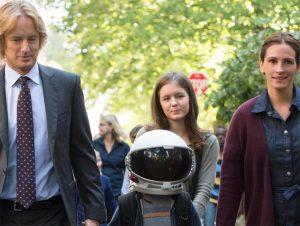 Owen Wilson y Julia Roberts son los padres del protagonista de WONDER