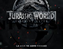 Jurasic World: El reino Caído