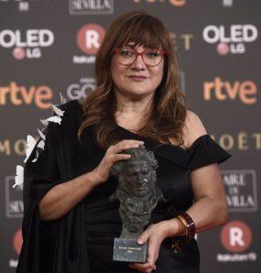 Premiso Goya 2018 Isabel Coixet