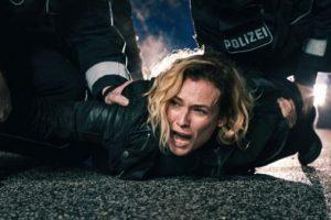 La actriz alemana Diane Kruger protagoniza EN LA SOMBRA