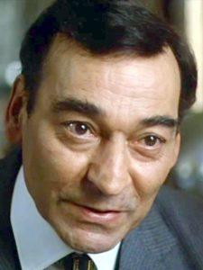 El actor, y también actor de doblaje, Manuel Cano