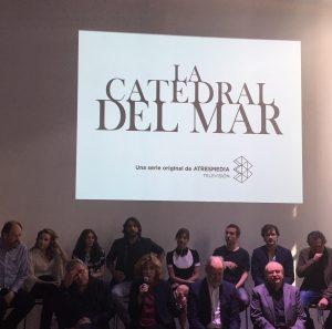 El equipo de LA CATEDRAL DEL MAR