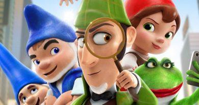 Shrlock Gnomes