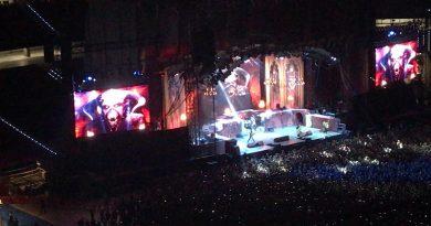 Concierto de Iron Maiden Madrid