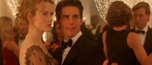Tom Cruise y Nicole Kidman en EYES WIDE SHUT