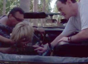 Captura del vídeo del accidente de Uma
