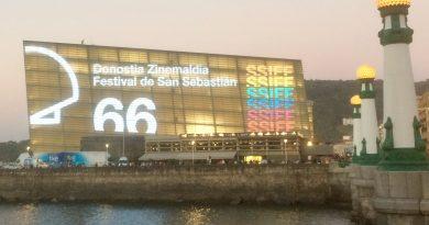 Festival Internacional de Cine de San Sebastián 2018