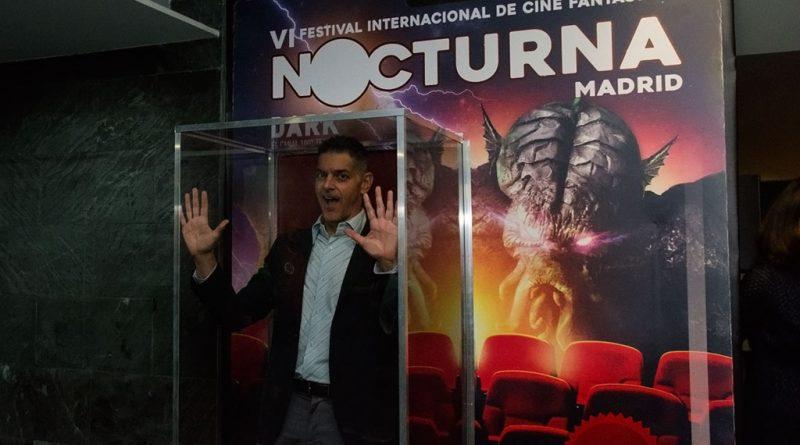 Don Mancini Nocturna 2018