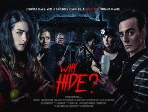 Cartel de WHY HIDE?