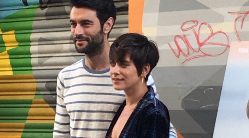 María León y Javier Ray