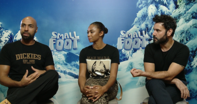 Smallfoot entrevistas Chijijn