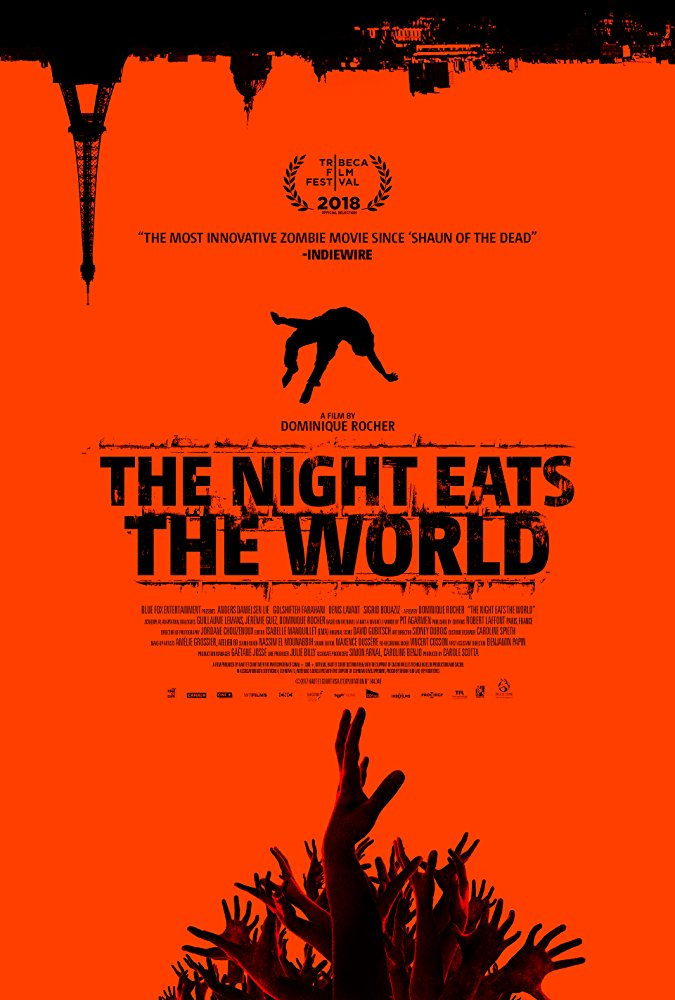 The night eats the world Nocturna 2018