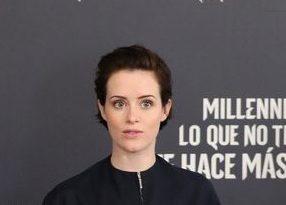 Claire Foy Millennium