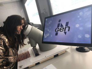 Echamos un vistazo a los microscopios
