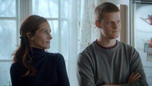 Julia Roberts y Lucas Hedges, madre e hijo en EL REGRESO DE BEN