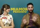 DANI ROVIRA: Rodando 'Miamor perdido' eché de menos el escenario