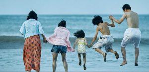 La escena de la playa de UN ASUNTO DE FAMILIA