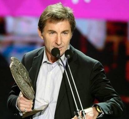 Antonio de la Torre  en los Premios Forqué