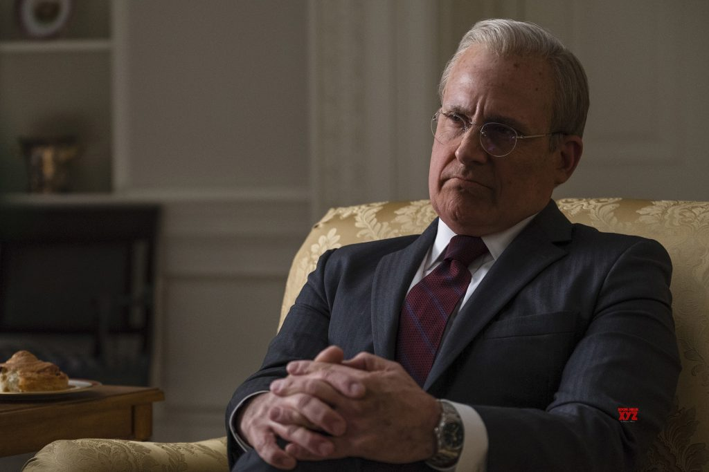 Steve Carell es Donald Rumsfeld