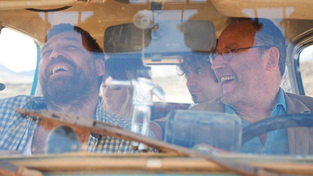 4 LATAS, comedia con Jean Reno y Arturo Valls