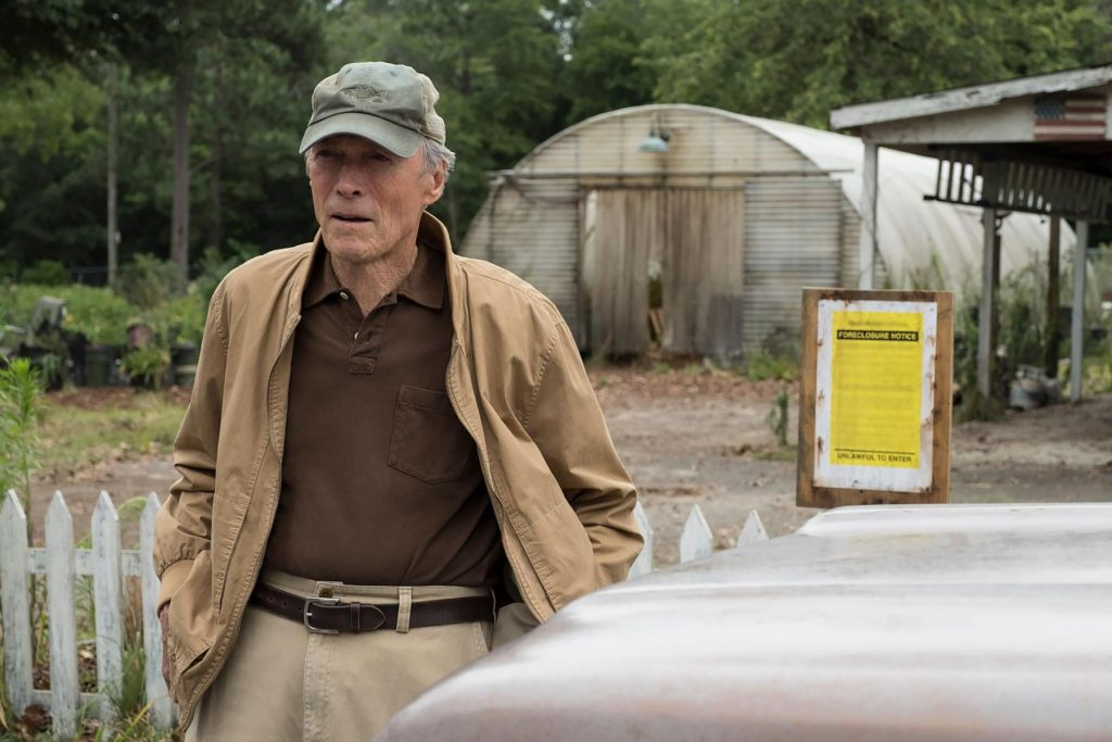 Clint Eastwood en Mula