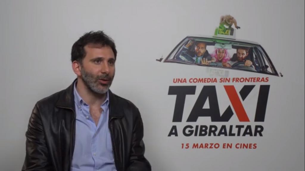 Alejo Flah, director de TAXI A GIBRALTAR