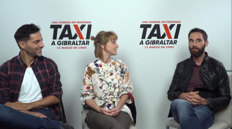 Taxi a Gibraltar - La Cronosfera