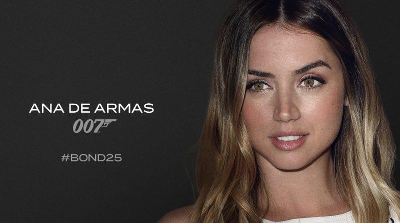 Ana de Armas Bond 25