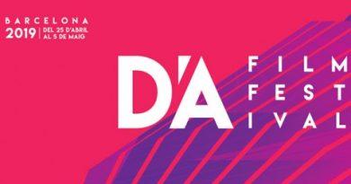 D'A Film Festival Barcelona, 2019