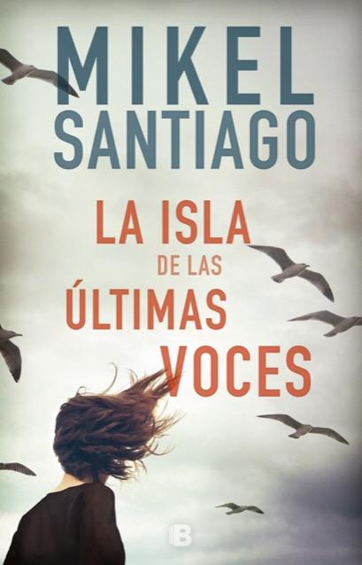 Portada de la novela La isla de las voces