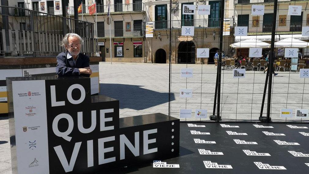 Fernando Colomo presenta ANTES DE LA QUEMA