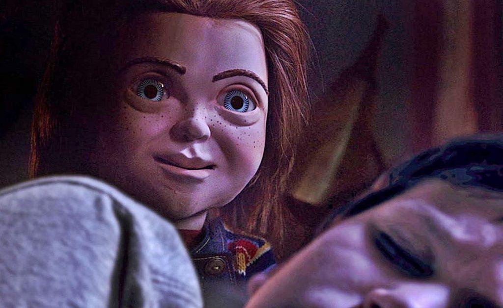 Chucky quiere jugar