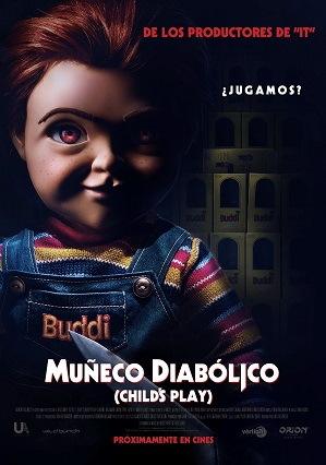 Muñeco diabólico (Child´s Play)