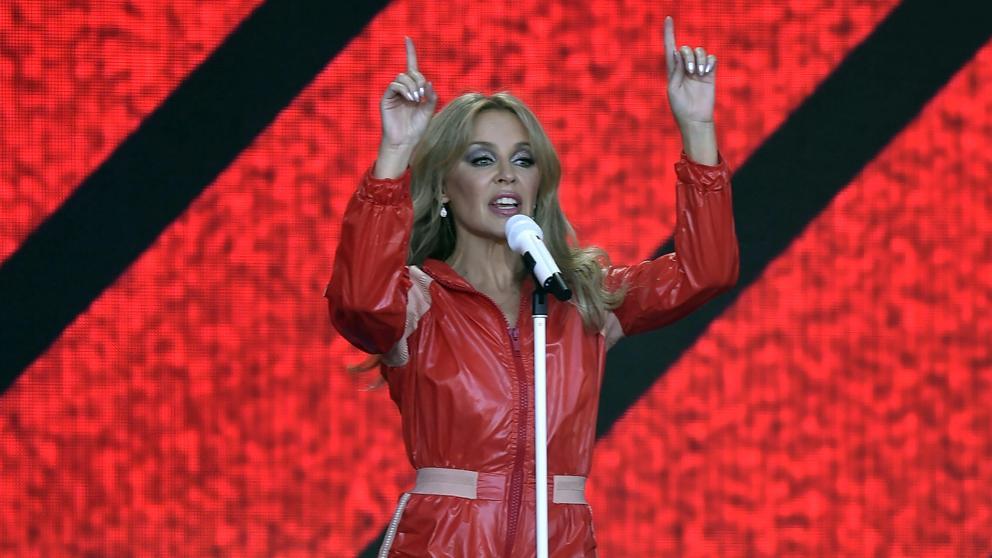 Kylie Minogue - Cruilla