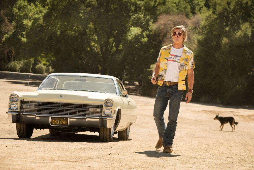 Brad Pitt en 'Érase Una Vez… En Hollywood'