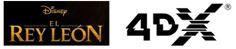 EL REY LEON en formato 4DX