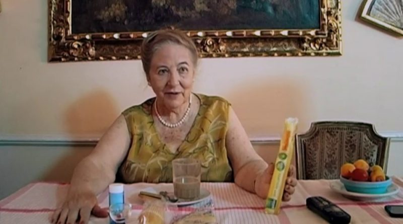 Julita Salmerón en Muchos hijos, un mono y un castillo
