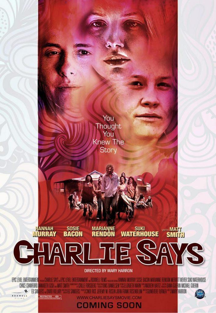 Sitges 2019 - Charlie Says, dirigida por Mary Harron