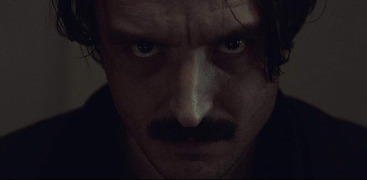 David Pareja, premiado como mejor actor en Nocturna 2019