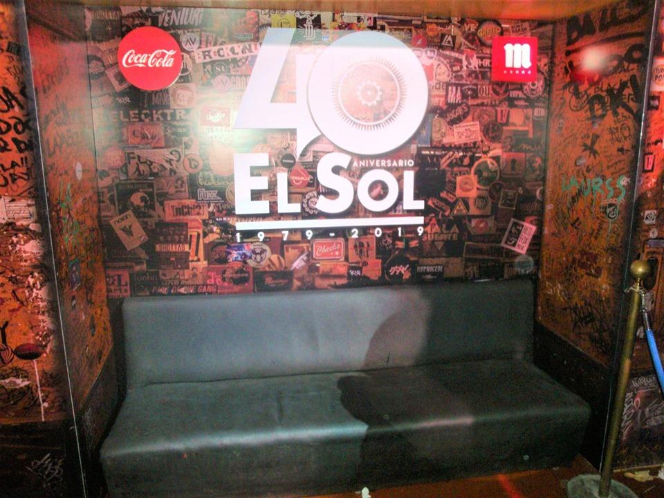 Sala El Sol - 40º Aniversario