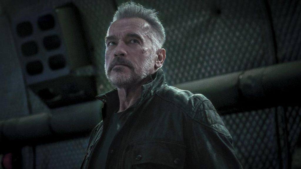 Terminator: Destino Oscuro. Arnold Schwarzenegger