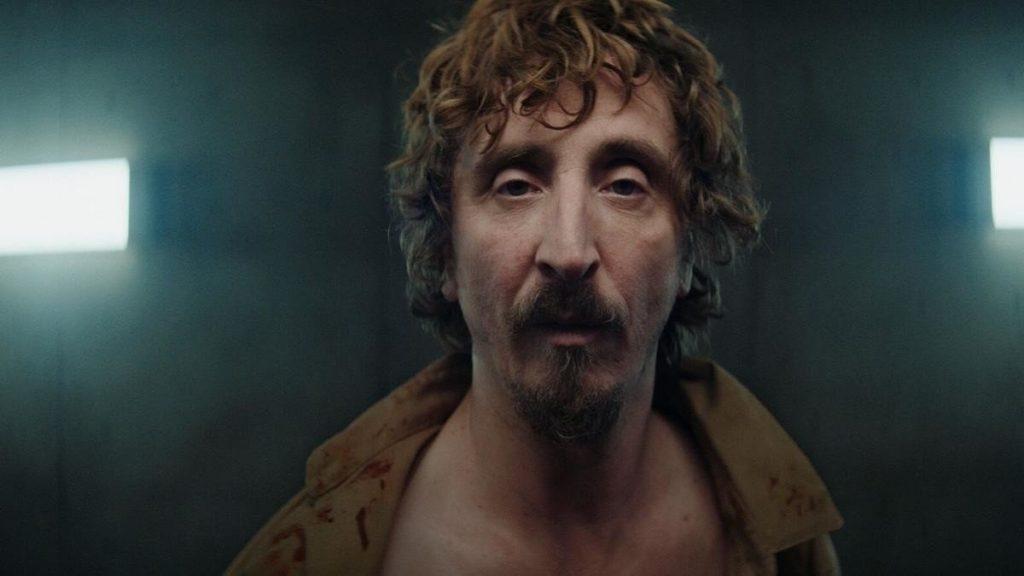 Iván Massagué, actor protagonista de El Hoyo