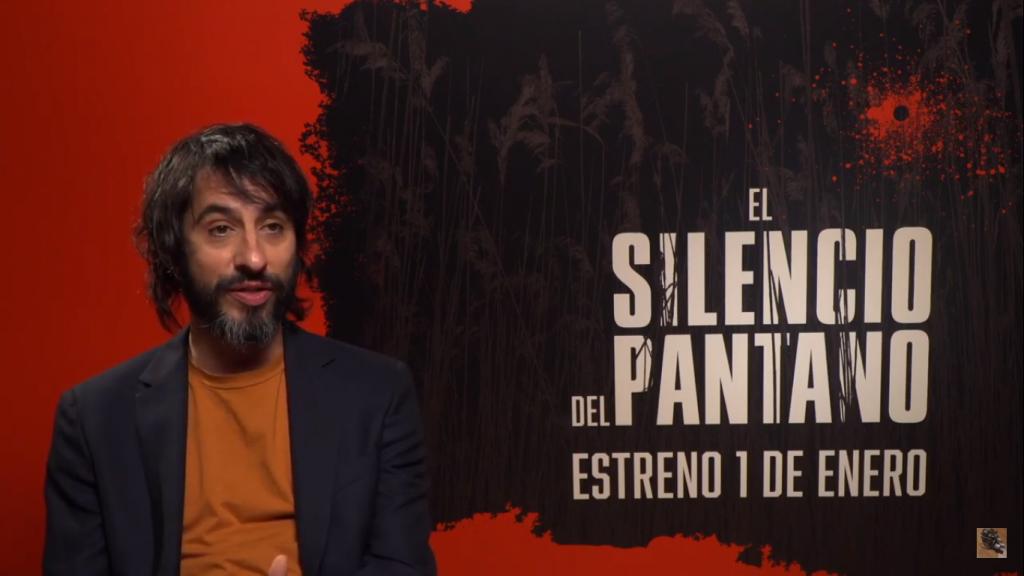 Marc Vigil, director de EL SILENCIO DEL PANTANO