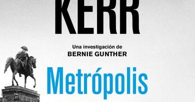 Metrópolis de Philip Kerr, retroalimentación